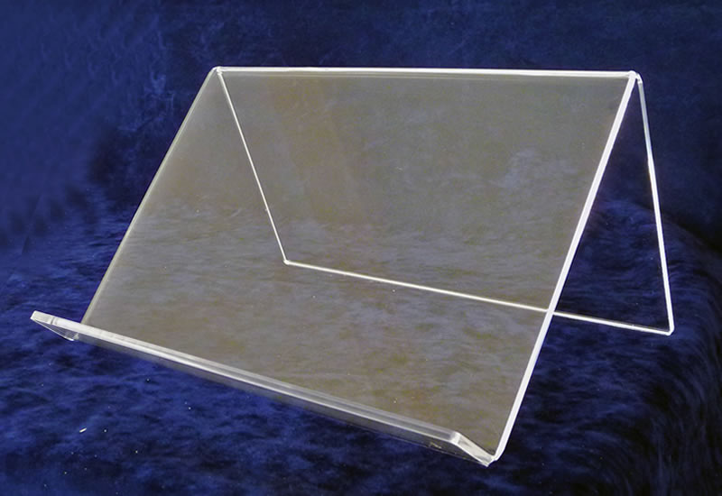 Leggio da tavolo in plexiglass trasparente - Costruire un leggio da tavolo ...